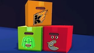 WHO IS THE STRONGEST BOX! (What The Box)