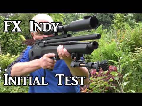 .22 FX Indy - The Ultimate Preppers Air Rifle?
