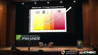 Exponential Thinking (Peter Diamandis) - Exponential Finance 2014