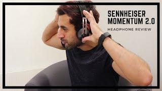 Sennheiser Momentum 2.0 Bluetooth Headphones Review!