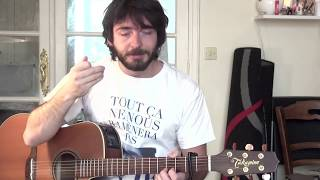 Salut Les Amoureux (Joe Dassin)   Guitare