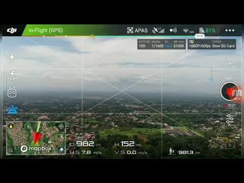Mavic 2 FCC in City - смотреть онлайн на Hah Life