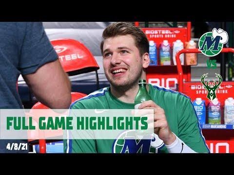 Luka Doncic (27 points) Highlights vs. Milwaukee Bucks