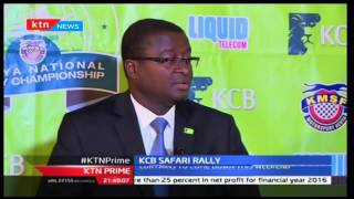 KTN Prime: All roads lead to the 42nd KCB Rally championships slotted for Guru Nanak