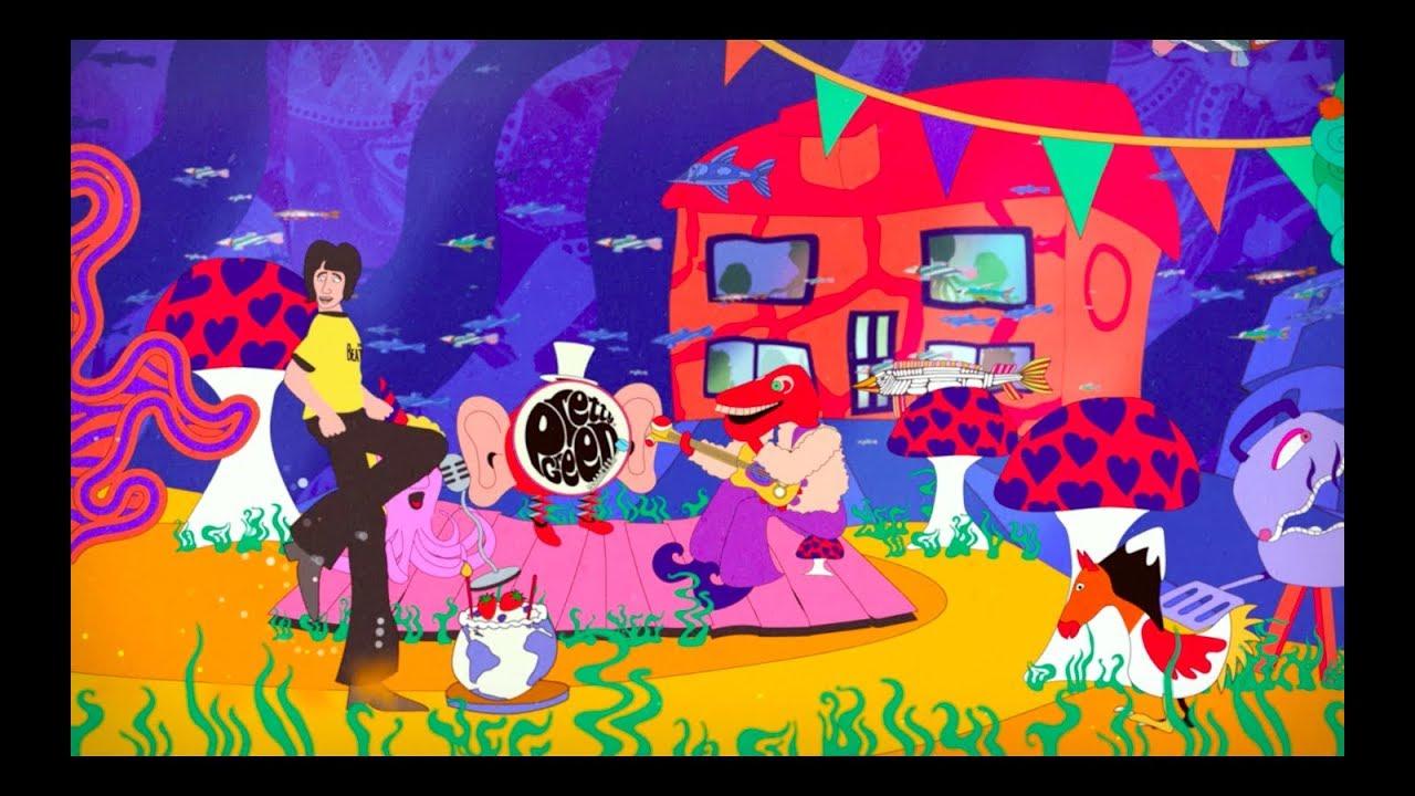 Pretty Green x The Beatles Yellow Submarine – Film