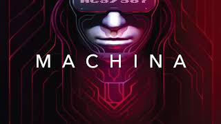 MACHINA - A Chill Synthwave Special