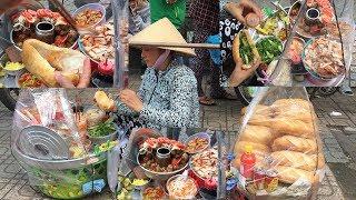 Gánh bánh mì ngon rẻ đậm chất món ăn đường phố Sài Gòn