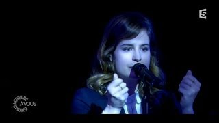 "Christine and The Queens "" Saint Claude"" - C à vous - 11/06/2014"