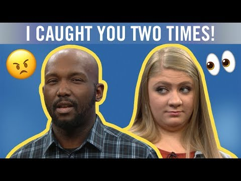 I Caught You Cheating Two Times! | The Steve Wilkos Show