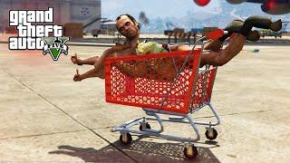BEST GTA 5 STUNTS & FAILS! - (GTA 5 Funny Moments)