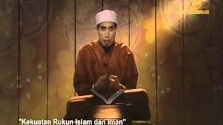 Muhasabah Diri  Kekuatan Rukun Islam Dan Iman