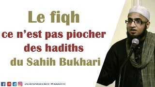 Le fiqh ce n'est pas piocher des hadiths ! – Mufti Muhammad ibn Adam Al Kawthari