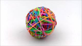 פעילות חינם מקופסת מתיחה - כדור גומיות