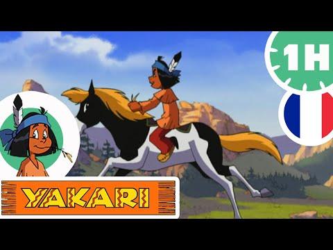 YAKARI  Yakari et l'ours insomniaque   dessin animé   HD   2034