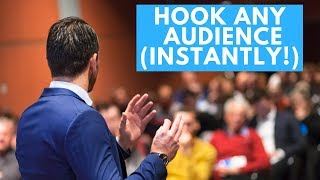 How to Be A More Confident Public Speaker And Hook Any Audience Instantly - Public Speaking Tips