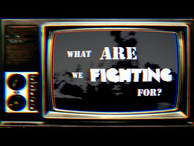 What Are We Fighting For (Lyric) - Dodgy