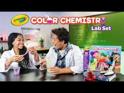 Color Chemistry Lab Set