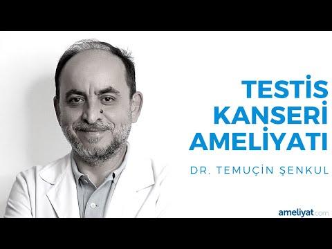 Testis Kanseri Ameliyatı (Prof. Dr. Temuçin Şenkul)