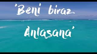 Anlasana   Banu Akdemir &  Kougan Ray (Lyric Video) [Haluk Levent Cover]
