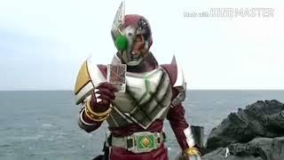 Garren Legend Kamen Cracking