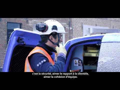 Video Technicien Gaz