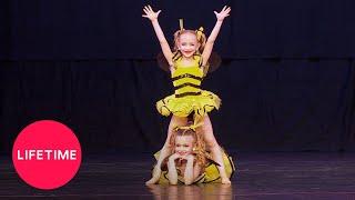 "Dance Moms: Lilliana and Peyton Must ""Bee"" Perfect (Season 6 Flashback) | Lifetime"