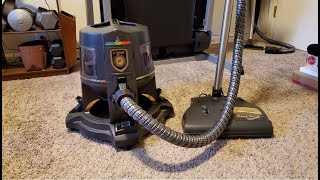 Rainbow E2 Series Gold Vacuum Cleaner Rebuild, Review, and Demo