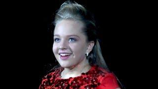 Анастасия Петрик (13 лет). Музыка. 22.01.2016.