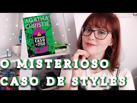 O misterioso caso de Styles (eu falo Agatha Christie 12 vezes. sim, eu contei) | COMENTÁRIO