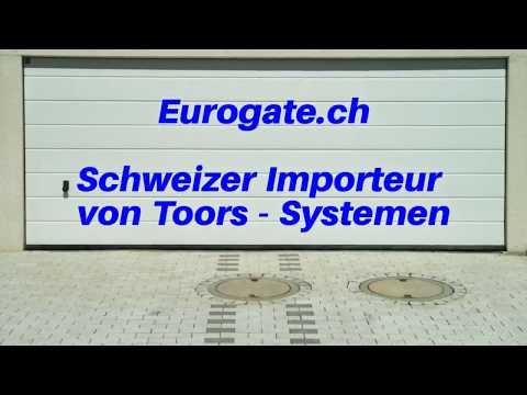 Garagentor Einbau Firmen - Elektrischer Garagentorantrieb einbauen lassen