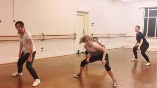 'Tilt Ya Head Back' Commercial at Central Dance