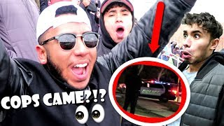 A Weekend At Cortland Part 2! *COPS, PARTIES, & FOOTBALL!*