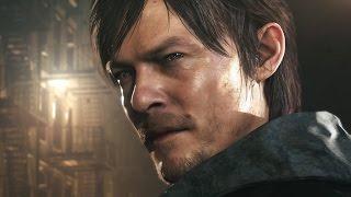 Silent Hills - P.T. 2014 Gamescom Trailer