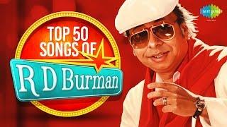 Top 50 songs of R D Burman | Instrumental  |
