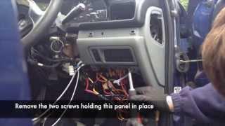 BSI Removal   Peugeot 406