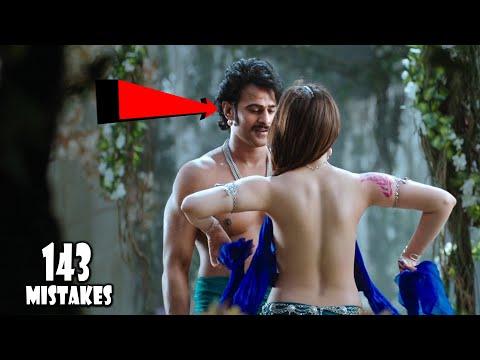 Plenty Mistakes In Baahubali Full Hindi Movie   (143 Mistakes) In Baahubali - The Beginning .