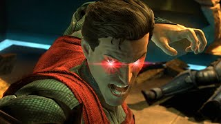 INJUSTICE Gods Among Us FULL MOVIE All Cutscenes / Cinematics