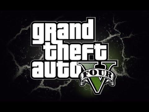 Grand Theft Auto IV in Style GTA V [v.4] Gameplay