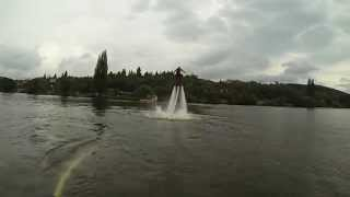 preview picture of video 'Flyboard'
