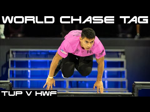 [WCT USA] - Quarter Final 2 - The Unknown Project v Hollywood Freerunners