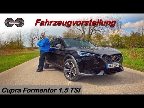 Cupra Formentor 1.5 TSI DSG - 150PS für 33.290 Euro   Review   Test   Fahrbericht