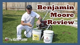 Benjamin Moore Paint Review.