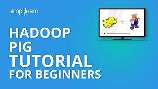Hadoop Pig Tutorial For Beginners | What is Pig In Hadoop | Hadoop Pig Programming | Simplilearn