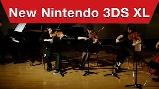 The Music of Xenoblade Chronicles 3D – Main Theme Trailer