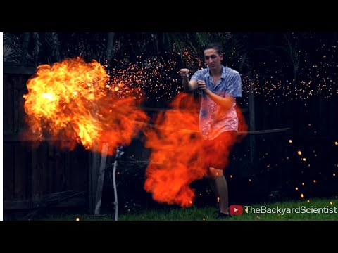Exploding Balloons filled with Propane Gas. Drones, Steel wool, and Underwater explosions! - SMS#4