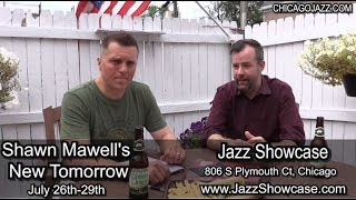 Talking Jazz with Guest Shawn Maxwell