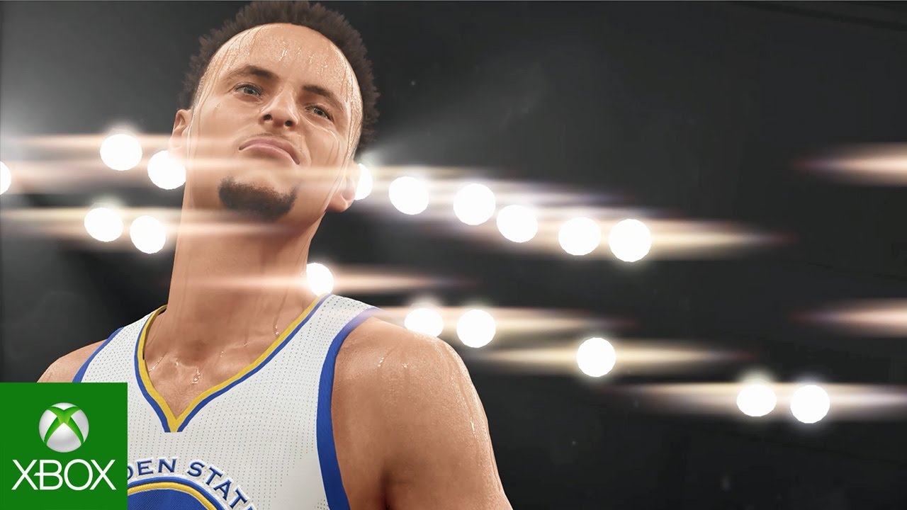 Video forXbox Live Gold Members Can Play NBA 2K16 Free This Weekend only on Xbox One