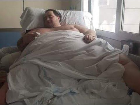 La dina di un garipov ha perso il peso su