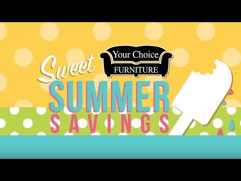 Sweet Summer Savings - TV