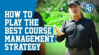 How to Play the Best Course Management Strategy in Golf | Inner Golf Mastery Series